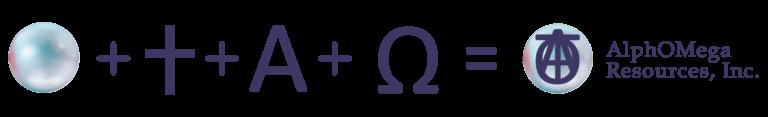 thomas ramey alphomega logo formation