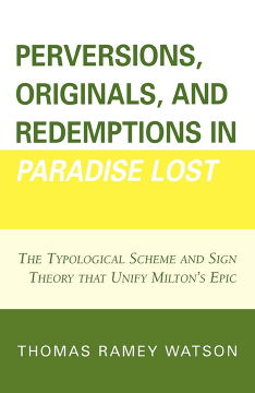 Buy Perversions, Originals, and Redemptions in Paradise Lost